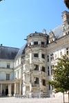 Trappenhuis kasteel van Blois
