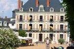 monsters uit ramen, ook al in Blois, ik zag er de meerwaarde niet van in